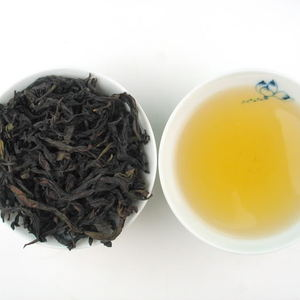 2009 Jun Zi Lan Bush Lily Wuyi Cliff Tea from Dragon Tea House