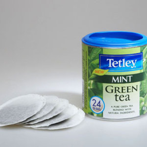 Mint Green Tea from Tetley
