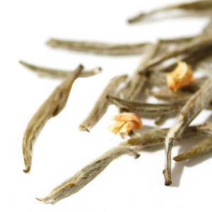 Jasmine Silver Needle White Tea from Jing Tea