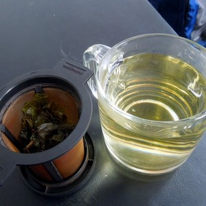 Dong Ding Oolong Tea from Shan Wai Shan Tea