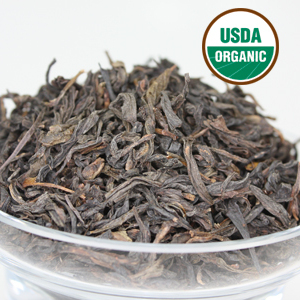 Organic Qi Lan Oolong Tea from LeafSpa Organic Tea