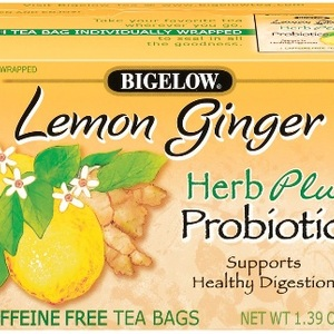 Lemon Ginger from Bigelow