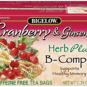 Cranberry & Ginseng from Bigelow