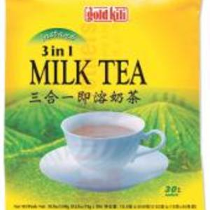 3-in-1 Instant Milk Tea from Gold Kili