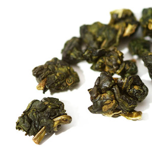 Lishan Oolong Tea (Taiwan Lishan Wu Long) from Jing Tea