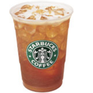 Starbucks Black Iced Tea from Tazo