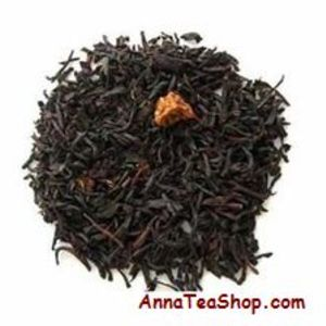 Strawberry & Cream Black from Anna Marie's Teas