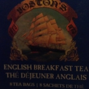English Breakfast from The Boston Tea Company