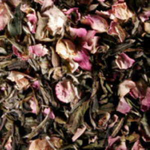 La Vie En Rose Blanc Organic from American Tea Room