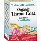 Organic Throat Coat from Traditional Medicinals