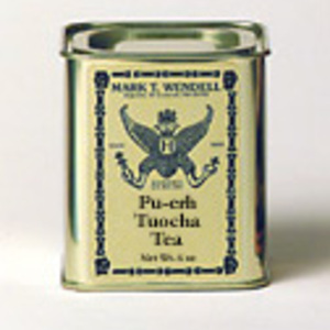Pu-erh Tuocha Tea from Mark T. Wendell
