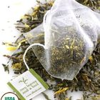 Organic Orange Sencha Green Tea from two leaves and a bud