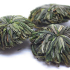 Lu Mu Dan Flowers (Green Peony) from Chicago Tea Garden