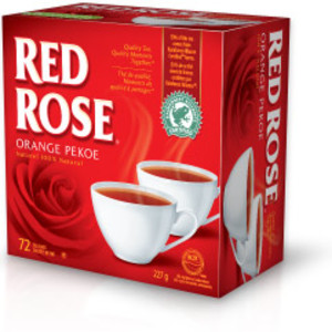 Orange Pekoe from Red Rose