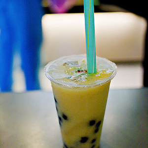 Bubble Tea from The Tea Garden