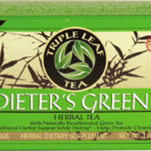 Dieter's Green Tea from Triple Leaf Tea