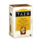 Organic Spicy Ginger from Tazo