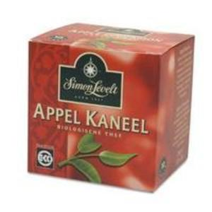 Cinnamon Apple Organic Tea from Simon Levelt