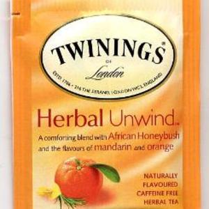 African Honeybush, Mandarin & Orange from Twinings