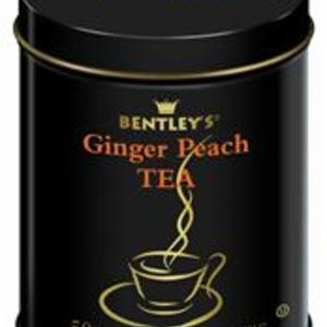 Ginger-Peach Black Tea from Bentley's