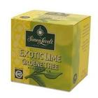 Exotic Lime Green Organic Tea from Simon Levelt