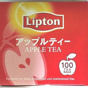 Apple Tea from Lipton
