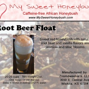 Root Beer Float from 52teas