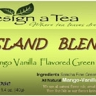 Island Blend from Design a Tea