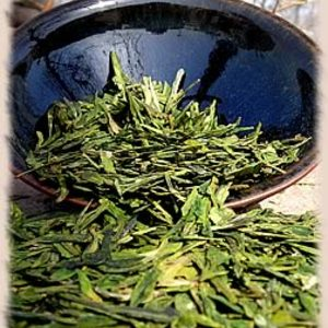 Mao Feng Pure Mountain Green Tea from In Nature