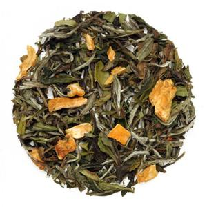 Tropical Tangerine White Tea from The Boston Tea Company