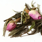 White Peony White Tea and Rosebuds from Jing Tea