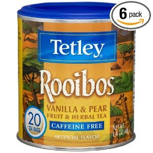 Rooibos Vanilla & Pear from Tetley
