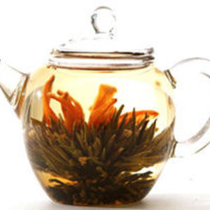 Flowering Osmanthus Tea from Jing Tea