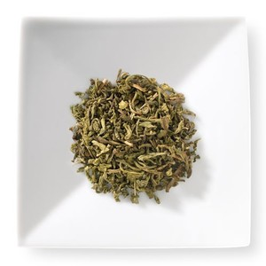 Korakundah Organic FOP Nilgiri Green Decaf from Mighty Leaf Tea