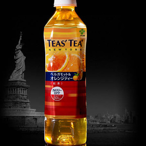 Teas&#x27; Tea New York Bergamot and Orange from Ito En