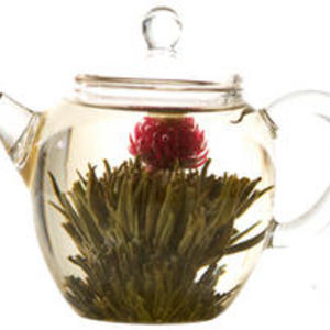 Flowering Red Amaranth Tea from Jing Tea