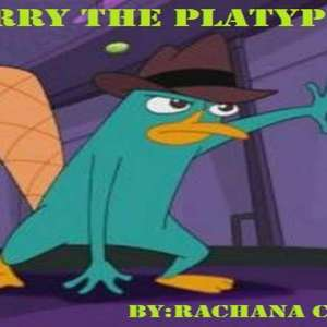 Perry the Platypus from Adagio Teas