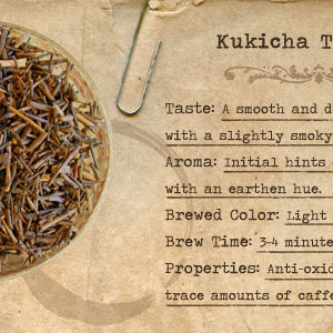 Kukicha from Mountain Rose Herbs