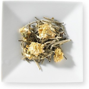 Chrysanthemum Silver Needle from Mighty Leaf Tea