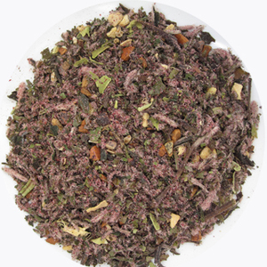 Wild Blueberry White Chai from Yogic Chai