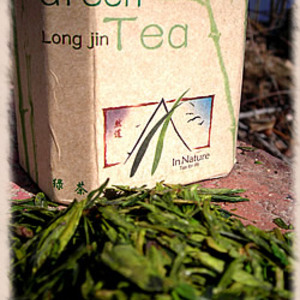 Fresh Green - Long Jin (High Grade Premium Green Tea) from In Nature