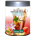 Ginger Peach - Green Tea - Iced Tea from The Tea Nation