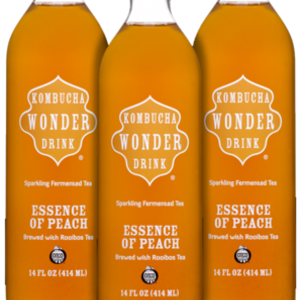 Essence of Peach from Kombucha Wonder Drink (KWD)