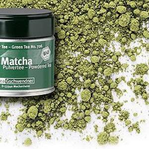 Japan Matcha (726) from TeaGschwendner