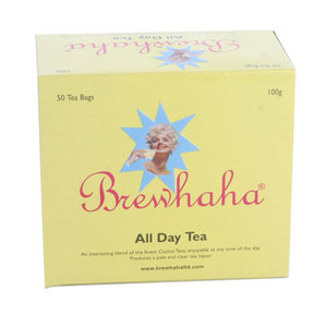 All Day Tea from Brewhaha