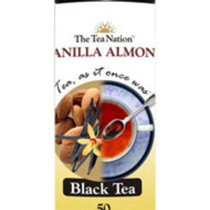 Vanilla Almond Black from The Tea Nation
