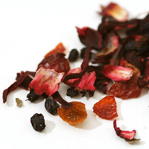 Blackcurrant and Hibiscus from Jing Tea