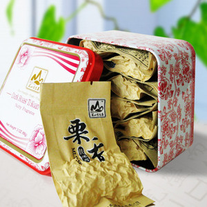 Dark Roast Ti Kuan Yin / Nutty Fragrance from Mingshan Tea