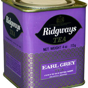 Earl Grey from Ridgways