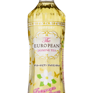 The European Jasmine Tea from Suntory